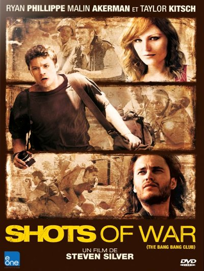 sortie vod, dvd Shots of War