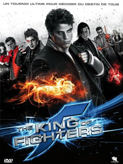 sortie vod, dvd et blu-ray The King of Fighters