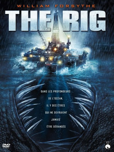 sortie vod, dvd The Rig