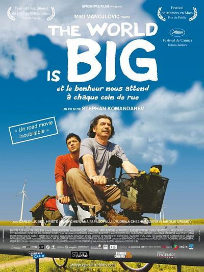 sortie vod, dvd The World is big