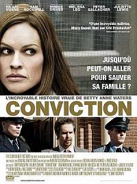 sortie dvd conviction