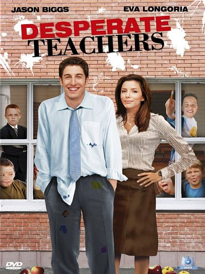 sortie vod, dvd Desperate Teachers