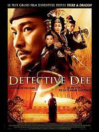 sortie dvd detective dee - le mystere de la flamme fantome