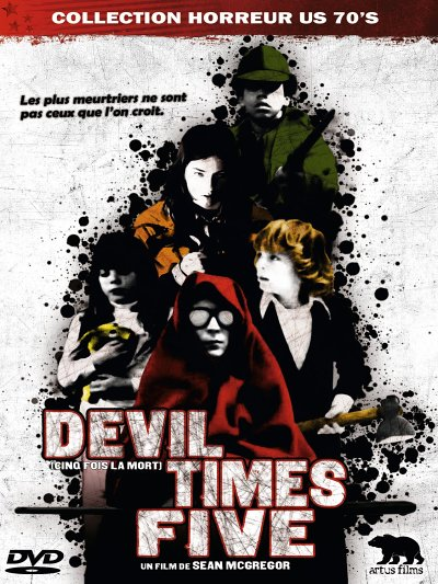sortie dvd Devil Times Five