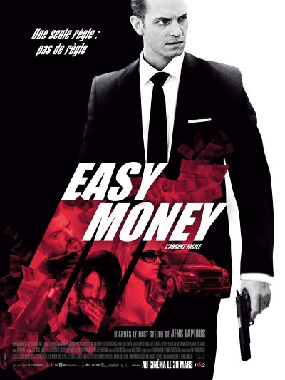 sortie vod, dvd et blu-ray Easy Money