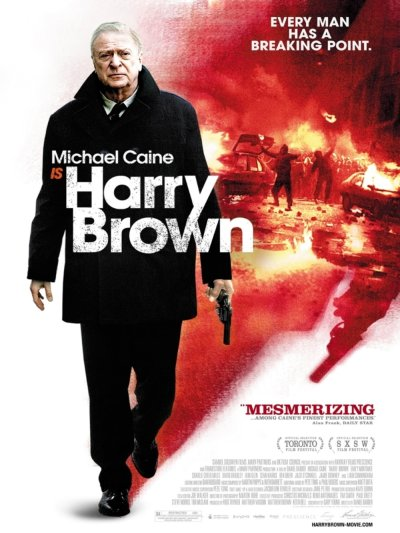 sortie vod, dvd et blu-ray Harry Brown