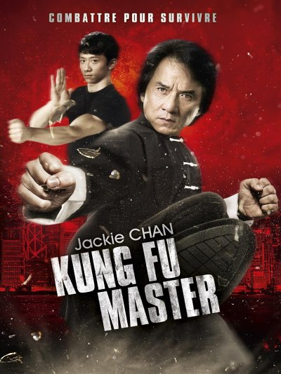 sortie vod, dvd et blu-ray Kung Fu Master
