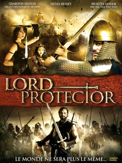 sortie dvd Lord Protector