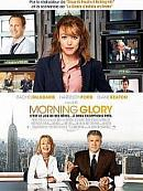 affiche sortie dvd Morning Glory
