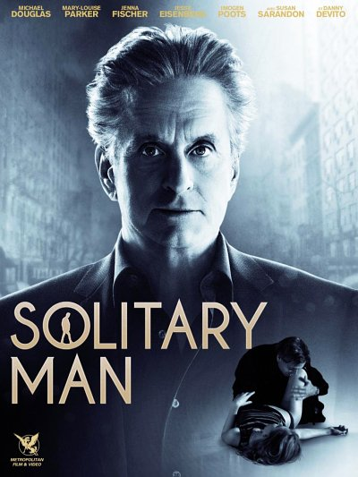 sortie vod, dvd et blu-ray Solitary Man