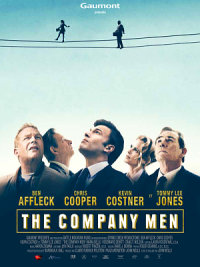 affiche sortie dvd The Company Men