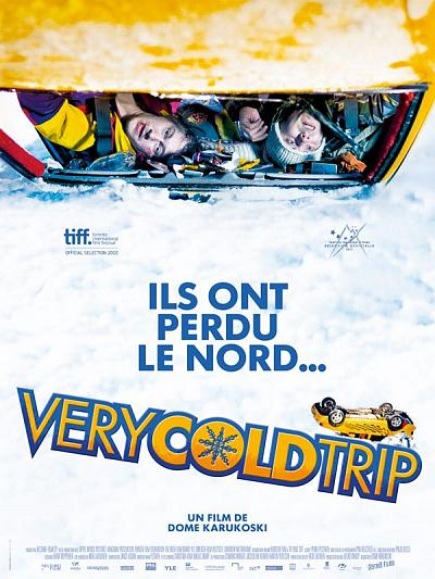 sortie vod, dvd Very Cold Trip
