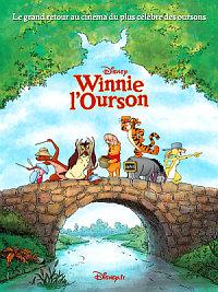 sortie dvd winnie l'ourson