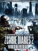 affiche sortie dvd zombie diaries 2 - world of the dead