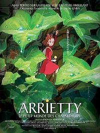 sortie dvd arrietty - le petit monde des chapardeurs