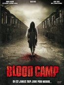 affiche sortie dvd blood camp