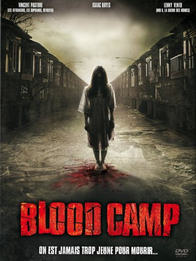 sortie dvd Blood Camp
