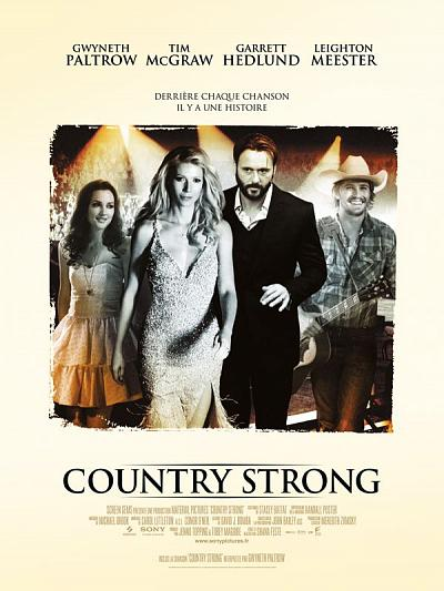 sortie vod, dvd et blu-ray Country Strong