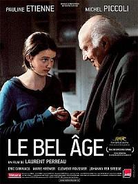 sortie dvd le bel age