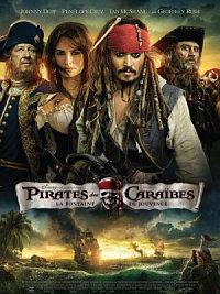 sortie dvd pirates des caraibes  - la fontaine de jouvence