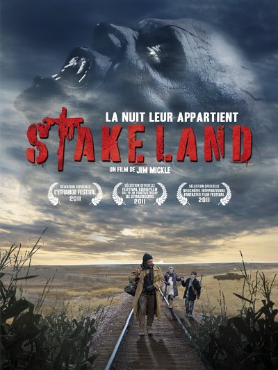 sortie vod, dvd et blu-ray Stake Land