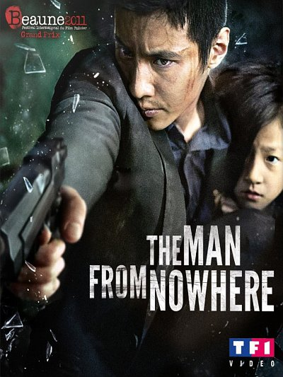 sortie vod, dvd et blu-ray The Man From Nowhere