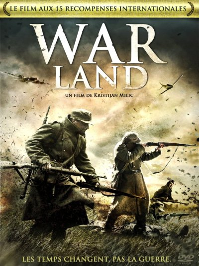 sortie vod, dvd et blu-ray Land of War