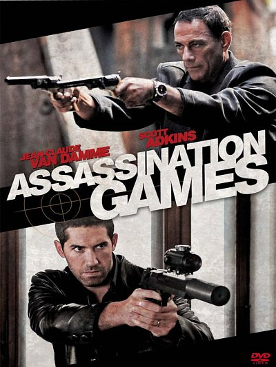 sortie vod, dvd Assassination Games