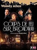 affiche sortie dvd Coups de feu sur Broadway