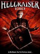 affiche sortie dvd hellraiser - deader