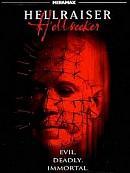 affiche sortie dvd hellraiser - hellseeker