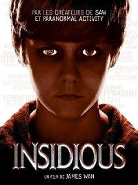 sortie dvd insidious