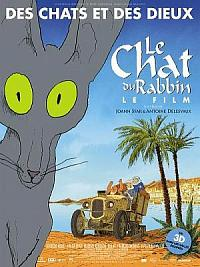 sortie dvd le chat du rabbin
