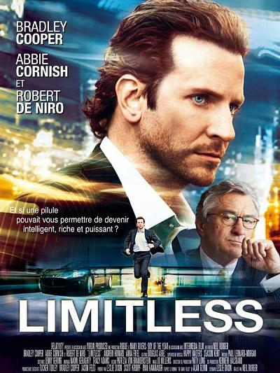 sortie vod, dvd et blu-ray Limitless