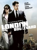 affiche sortie dvd London Boulevard