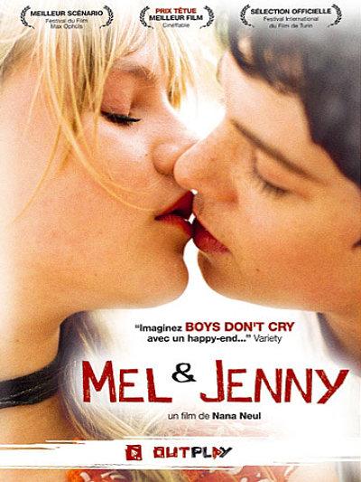 Mel et jenny affiche