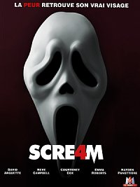 sortie dvd scream 4