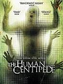 affiche sortie dvd the human centipede