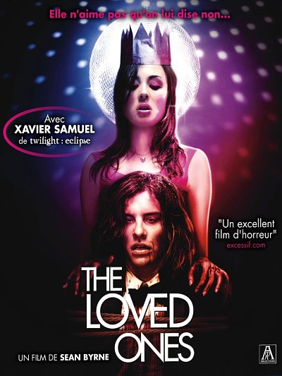 sortie dvd et blu-ray The Loved Ones