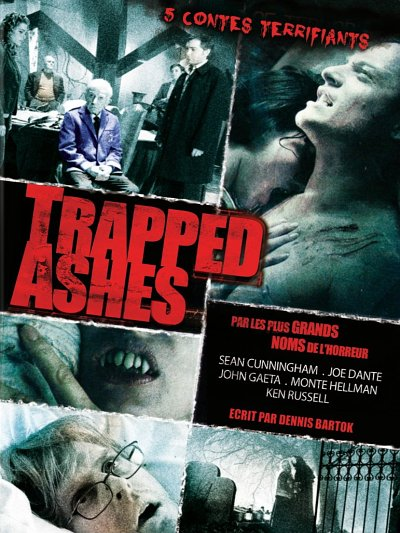 sortie vod, dvd et blu-ray Trapped Ashes