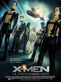 sortie dvd x-men - le commencement
