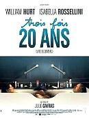 affiche sortie dvd 3 fois 20 ans
