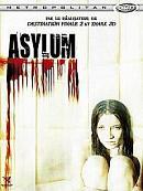 affiche sortie dvd asylum