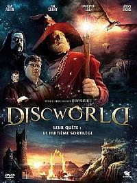 sortie dvd discworld