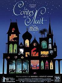 sortie dvd les contes de la nuit