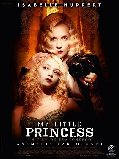 sortie vod, dvd My Little Princess