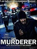 affiche sortie dvd the murderer