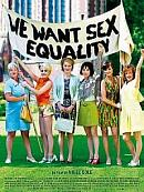 affiche sortie dvd we want sex equality