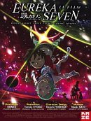 sortie dvd Eureka Seven Le Film - Good Night, Sleep Tight, Young Lovers