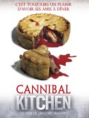 affiche sortie dvd cannibal kitchen